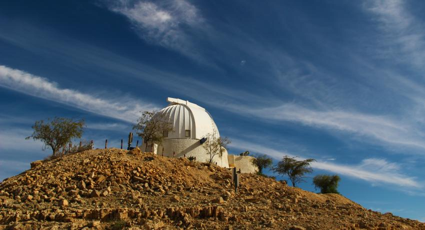 Wise Astronomy Observatory